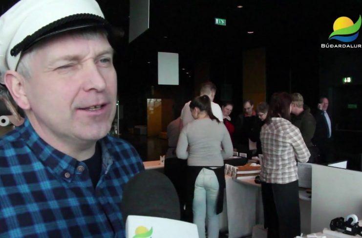 Viðtal við Þorgrím Einar Guðbjartsson á Erpsstöðum 2015