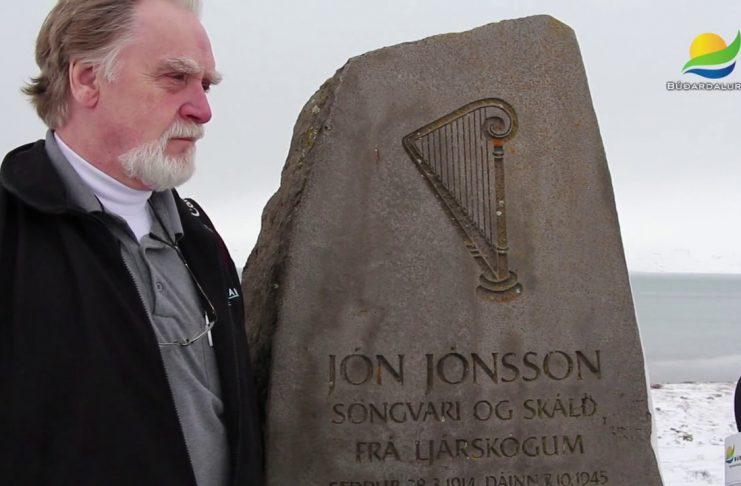 Jón frá Ljárskógum 100 ára afmæli 2014