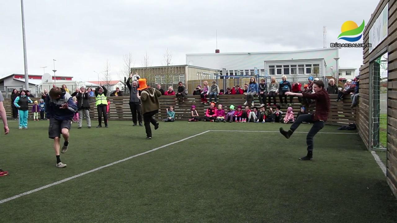 Skólaslit Auðarskóla 2014