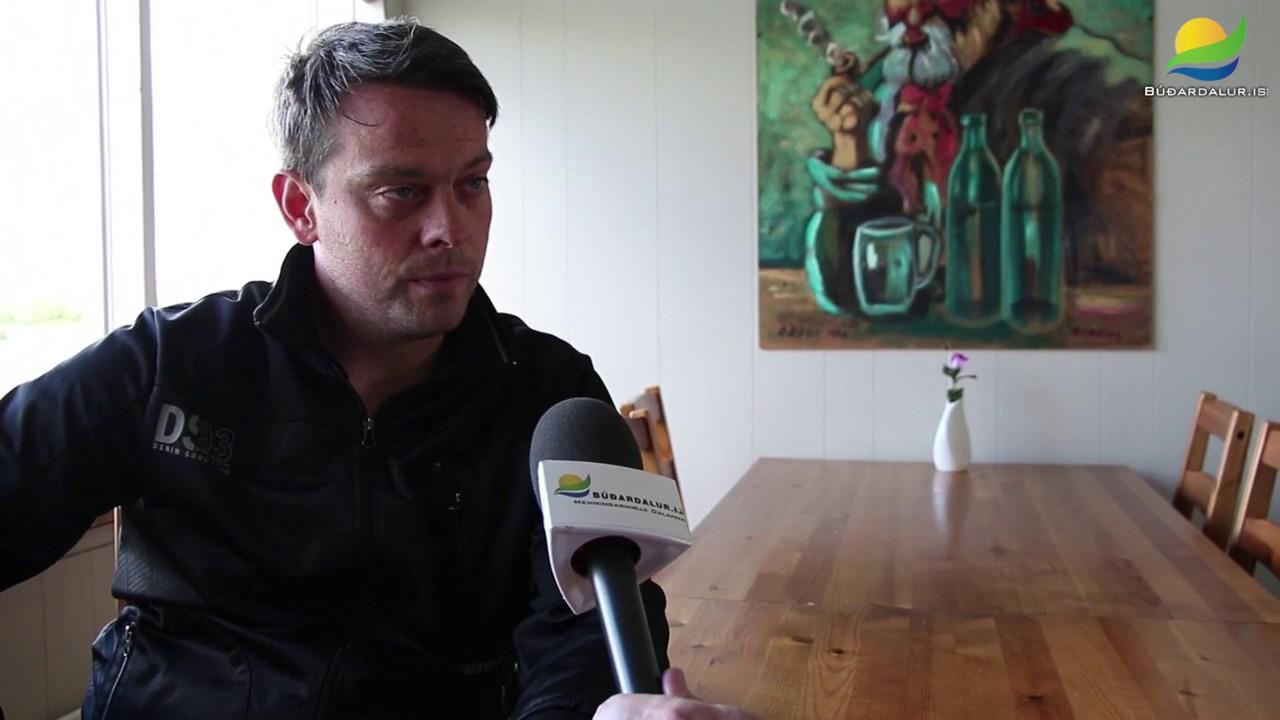 Dalakot viðtal við Pálma Jóhannsson - 2013
