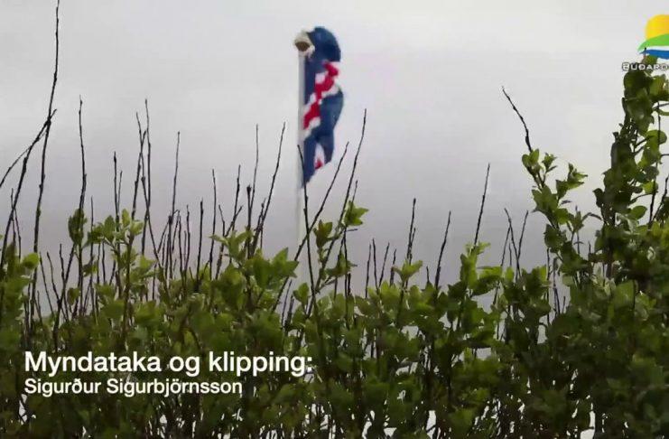 17 júní 2013 í Búðardal